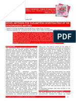 Novel Methods for Parameters Investigation of Pmsm-paper