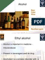 Alcohol MBBS 2014