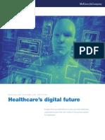 Healthcares Digital Future