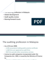 Auditing Profession Global Development and Key Issues 1223680424739032 9