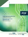 Accreditation Criteria Procedures 2013