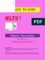 Ready to Join IELTS