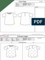 Spec & Artwork of Garments