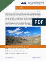 Upper Dolpo Trekking – 26 Days