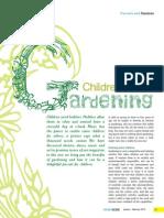 Children and Gardening!