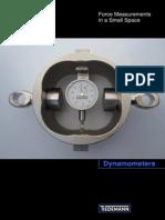 Brochure Tiedemann Dynamometers