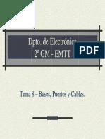 Tema 08 Buses Puertos Cables