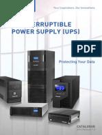 Br UPS Catalog 2014