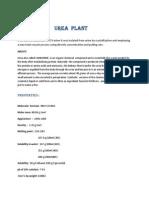 Urea Plant Nangal 2014