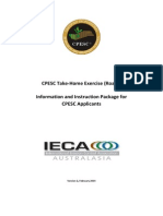 CPESC Infomation Package ROADS