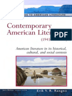 Contemporary American Literature_1945-Present