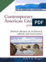 Contemporary American Literature_1945-Present