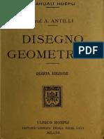 Di Segno Geometric 00 Anti
