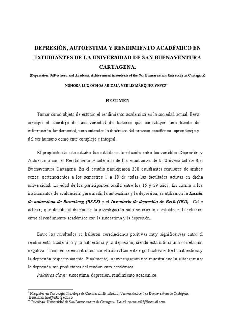 Metodología de la Investigación- Normas APA- Ejemplo Artículo ...