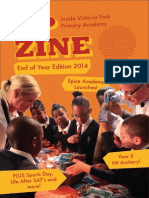 VPZine End of Year Edition Sam Creative Alliance