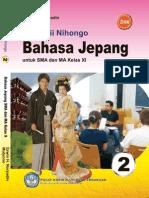 Tanoshii Nihongo 2 Buku Pelajaran Bahasa Jepang