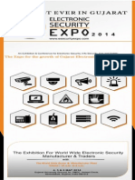 Electronic Security Expo Brochure