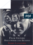 52648356 Film Genre Hollywood and Beyond Barry Langford