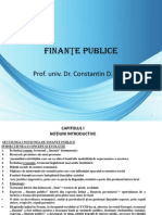 Curs Dreptul Finantelor Publice
