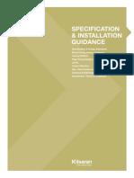 Specification Design Standards Block Paving