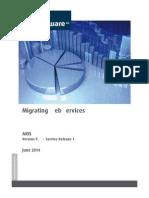 Migrating Web Services