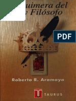 Aramayo Roberto La Quimera Del Rey Filosofo