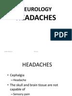 4.Headaches
