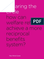 Wind-Cowie, M. (2014). Squaring the Circle - How Can Welfare Reform Achieve a More Reciprocal Benefits System. Demos, London.