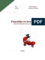 Pusculita Cu Lecturi - Caiet Lecturi Cls. a III-A