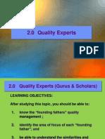 Topic 02 - Q Experts New