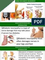 Effective Herbs for Diabetic Neuropathy
