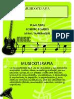 MUSICOTERAPIA EXPONER
