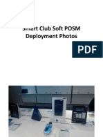 Deployment Photographs- Smart Club