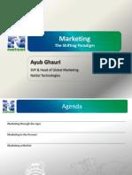 Marketing- Shifting Paradigm