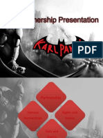 Partnership Presentation ppt