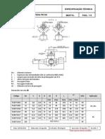 Gas Brasiliano - M 20719-2014 - Válvula Esfera PE100.pdf