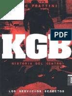 KGB Historia Del Centro-Frattini Eric