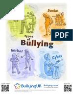 bully uk  types poster