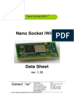 Nano Socket IWiFi DS