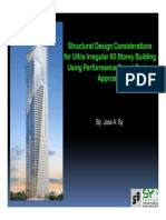 Structural Design Consideration