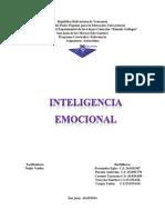 inteligencia emocioinal autoestima