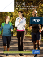 2014 State Indicator Report on Physical Activity