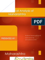 Maharashtra Political Analysis Geopolitical Subject