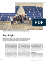 KarmSolar PV Magazine Article