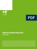 Brochure Sumate 2012