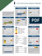 misd calendar