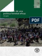 Fao-politica Forestal - Copia