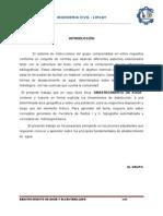 Abastecimiento -2014
