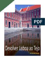 Ribeira Das Naus - por João Aníbal Henriques