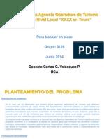 Creación Agencia Operadora de Turismo